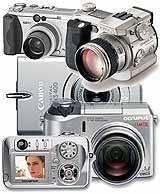 Ремонт цифровых фотоаппаратов в Николаеве