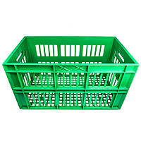 Пластиковий ящик для хліба (370х366х660)