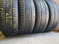 Зимние шины бу 245/50 R19 Pirelli