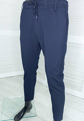 Брюки мужские  Widoc Темно-синий, фото 2