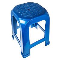 Табурет пластиковий для кухні, саду, дачі