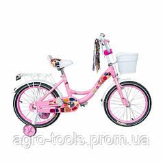 "Велосипед SPARK KIDS FOLLOWER 9 (колеса - 12"", сталева рама - 9"")"