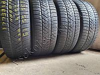 Зимние шины бу 235/55 R19 Pirelli