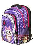 Рюкзак школьный для девочек Winner 194-1, фото 7