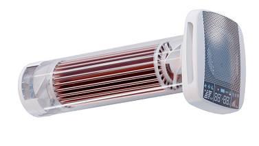 Рекуператор Klimatronik 160L Basic 20-90 м3/ч Белый Klmtrnk-160L-Basic-WHT, фото 2