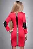 Сукня жіноча модель №424-2, розміри 44-46 жовте, фото 2