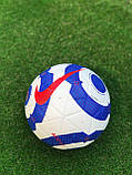 Футбольный мяч для игры в футбол спортивный игровой  Nike Premier League премьер Лига размер 5, фото 2