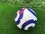 Футбольный мяч для игры в футбол спортивный игровой  Nike Premier League премьер Лига размер 5, фото 5