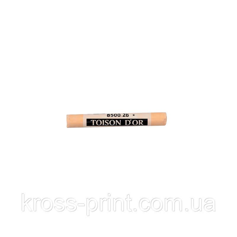 Пастель сухая TOISON D'OR light orange