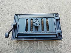 Дверца поддувальная 310*180 мм  / Дверцята піддувні 310*180 мм