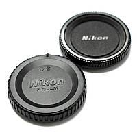 Кришка байонета для Nikon, фото 1