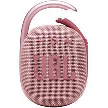 Акустична система JBL Clip 4 Pink (JBLCLIP4PINK), фото 2