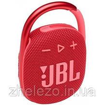 Акустическая система JBL Clip 4 Red (JBLCLIP4RED), фото 2