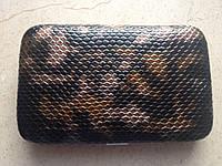 Маникюрный набор для домашнего использования GLOBOS 78701N snake