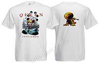 QUEEN - Innuendo - белая - футболка Индия