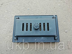 Піддувальна дверцята 310*180 мм / Дверцята піддувні 310*180 мм