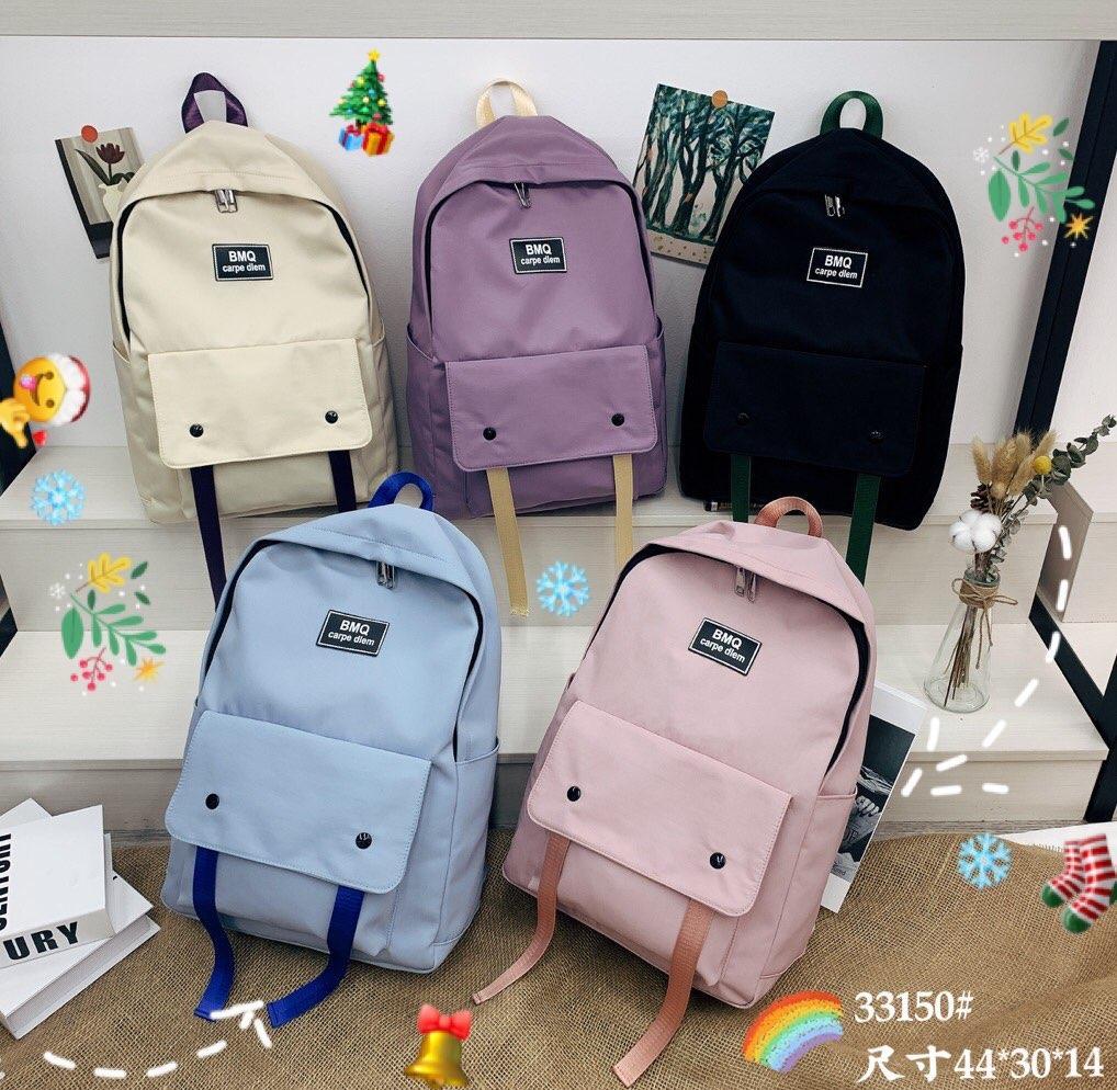 Рюкзак міський модний тканинний 44*30 см в різних кольорах Mark