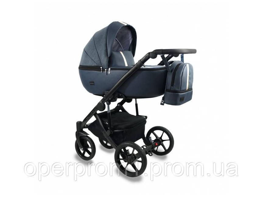 Дитяча коляска 2 в 1 BEXA AIR dark blue