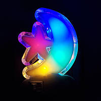 Светильник-ночник LED ЛУНА R433 480шт/ящ