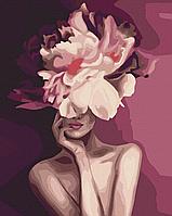 Пурпурний квітка