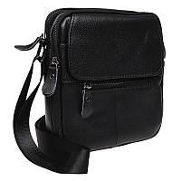 Мужская сумка кожаная Keizer K11169-black