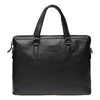 Чоловіча сумка шкіряна Keizer К19120а-1-black