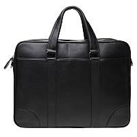 Мужская сумка кожаная Keizer K19904-1-black