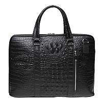 Чоловіча сумка шкіряна Keizer K1359-1-black