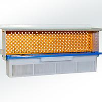 Пыльцесборник металл/пластик 300 мм.