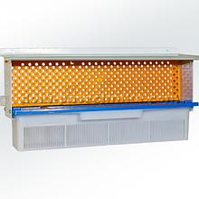 Пыльцесборник метал/пластик 300 мм.