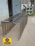 Велопарковка-лавка дизайнерська Bike-bench, фото 7