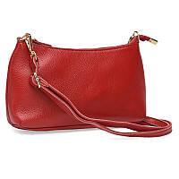 Жіноча шкіряна сумка Keizer k1613-red