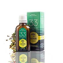 Эфирное масло 33 травы стронг, натуральное, Швейцария / 33 Herbs, exclusive oil, Strong