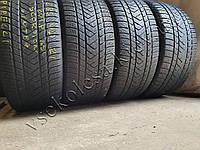 Зимові шини бу 265/40 R20 Dunlop