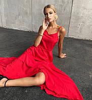 Женское вечернее платье макси летнее