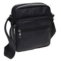 Мужская кожаная сумка Keizer k12610-black