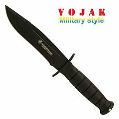 Нож тактический Smith&Wesson с гардой, реплика