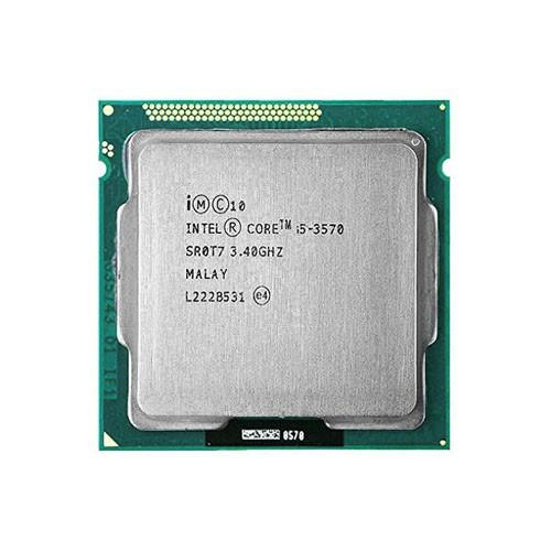 Процесор Intel Core i5-3570, 4 ядра 3.4 ГГц, LGA1155, 105134