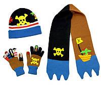 Шапка, Шарф и Перчатки Kidorable Пират
