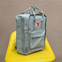Рюкзаки Fjallraven Kanken. Дитячий рюкзак сірий Kanken Classic. Портфелі Канкен шкільні для підлітків 16л