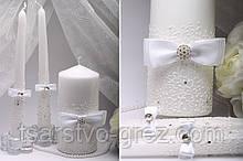 Свадебные свечи Ideal