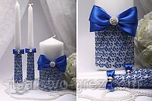 Свадебные свечи Only you