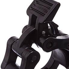 Замки (2шт) 50мм Lock-Jaw PRO с фиксатором для грифа CL-33-50, фото 2