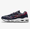Оригінальні чоловічі кросівки Nike Air Max 96 2 (DB0251-400)