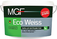 Краска интерьерная MGF Eco Weiss 14 кг
