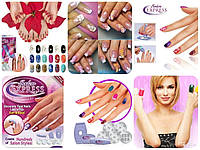 Salon Express - Набор для нанесения узоров на ногти (стемпинга), фото 1