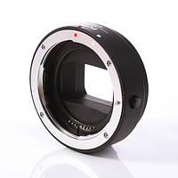Адаптер электронный Canon EOS - Sony E NEX