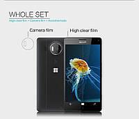 Защитная пленка Nillkin для Microsoft Lumia 950 XL глянцевая, фото 1