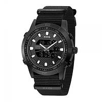 Часы KHS Striker MK II Nato Black