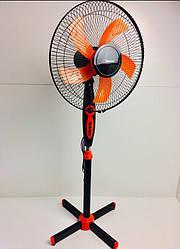 Напольный вентилятор с таймером MS-1620/ 5102 (4 шт/ящ)
